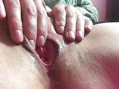 Edging Clit to Mound Pulsing...