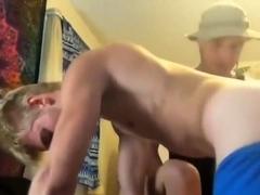 Amateur Threesome