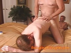 Bi TEENS fuck BI OLD BASTARDS