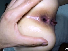 Real German Amateur Couple in...