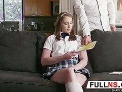 Bad Teen Schoolgirl