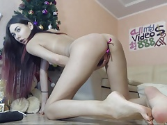 perfect russian cam-slut