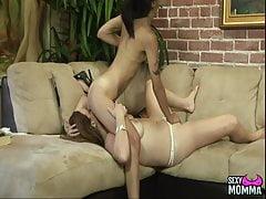 SEXYMOMMA - Chubby lesbian...