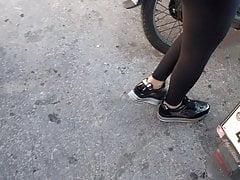 greek teen in public