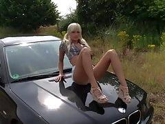 Fucking Blonde Stranger Girl