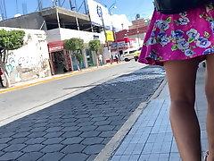 Teen Skirt Booty . 3
