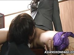 Corporate big ass Asian bitch...