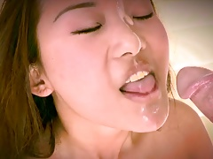 HOTTEST ASIAN TEEN LOVES BIG COCK