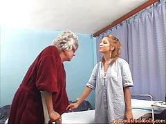 18yo masseuse Rachel Evans makes...