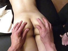 My stepsister lets me fuck the...