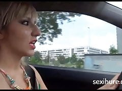 SEXIHURE-Blondine hat Sex...