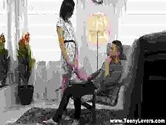 Teeny Lovers - Sex with sensual...