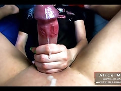 Big Dick and Her Hands = Amazing...