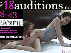 #18-43 Teen Creampie - Rough Sex
