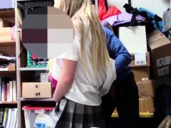 Guy caught spying girls locker...