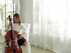 Cello Instructor Fucks Student