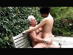 Older Men Fucking Young Girls...