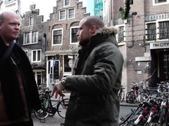 Flat chested dutch hooker pounded