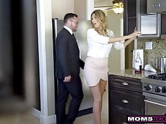 MomsTeachSex - Hot Mom Caught...