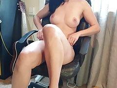 Hairy pussy fetish
