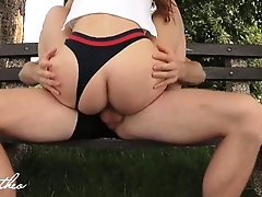 Young Couple Got Caught Fucking...