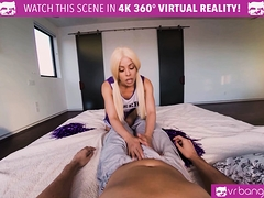 VRBangers.com-Teen cheerleader...