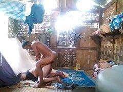 Burmese Village fuck interrupted