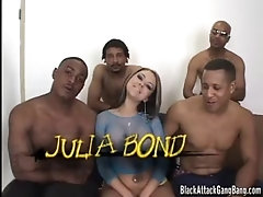Black Attack Gangbang - Julia...