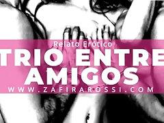 [Resubido] RELATO EROTICO  TRIO...