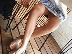 Elise's Candid Feet Part 5