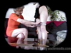 German Mutter und Tochter
