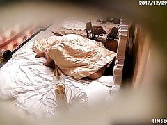 Hidden camera in hotel, voyeur...