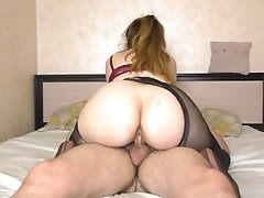 Young Amateur Babe with Big Ass...