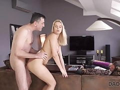 DADDY4K. Daddy fucks mouth and...