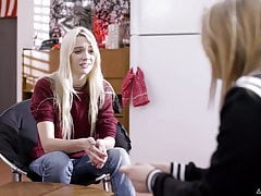 Teenage lesbian - Part II (HQ)