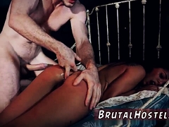 Brutal dildo solo anal hd Poor...