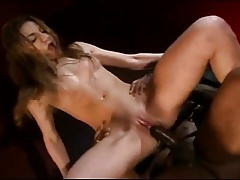 Teen Is Tied Up And Fucked By BBC