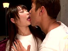 Japanese teen Arina...