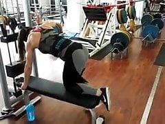 Leg day work out