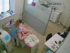 Hidden cameras. Girl, hair...