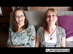 Lesbian girls from Belgium...