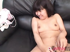 Close Up Japanese Teen Pussy