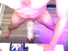 Skinny Teen Guy FUCKS his...