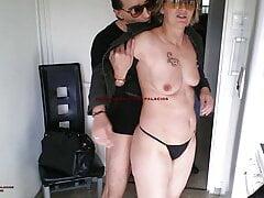 Naughty Cougar Bitch Stepmom...