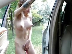 Super Jiggly Vibrator Orgasm