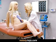 Doctor Diagnosed Teen as a Squirter