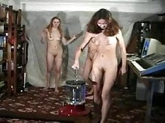 Nudist girls, fun and dance