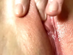 4K Solo Playing My Oily Pussy...