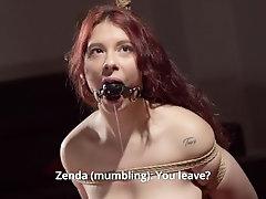 Behind The Scenes - With Zenda...
