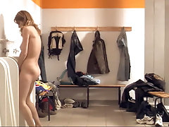Stripping In The Wrong Locker Room